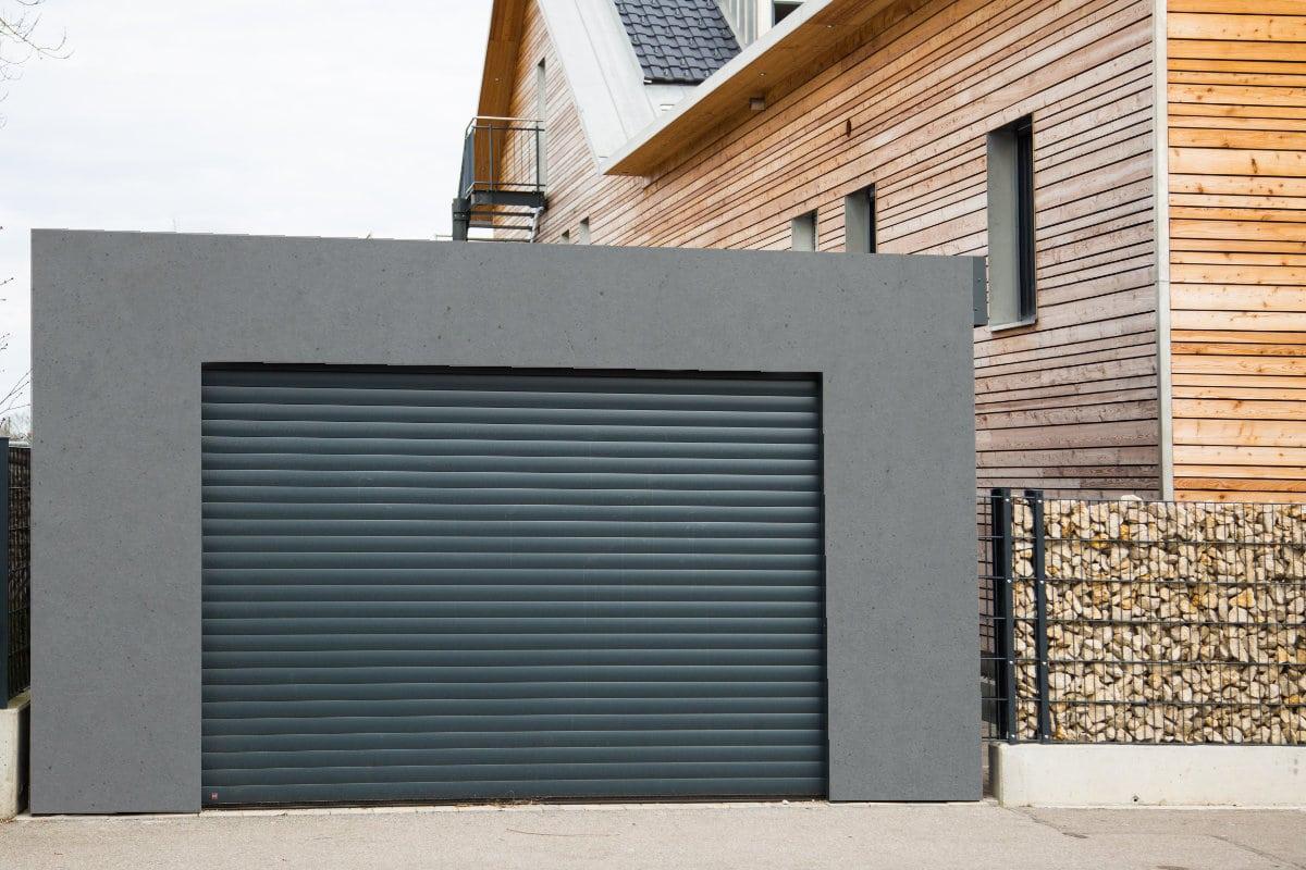 beton garage