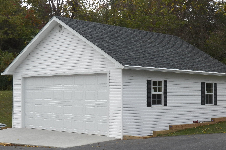 Stenen Garage Prijs : Garage bouwen vergunning prijzen afmetingen