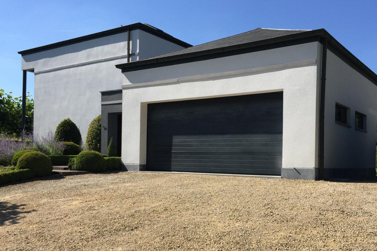 Garage bouwen vergunning prijzen afmetingen for Zelf woning bouwen prijzen