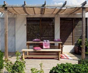 Losse Overkapping Tuin : Overkapping soorten materialen afwerking prijzen
