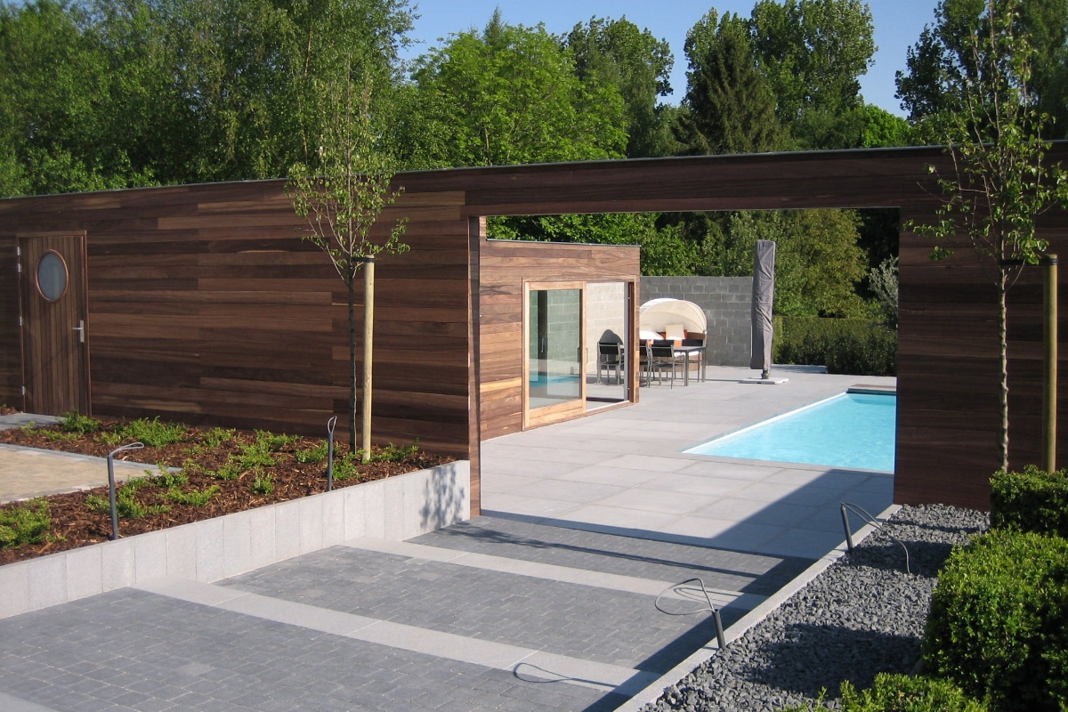 voorbeeld tuinhuis op maat